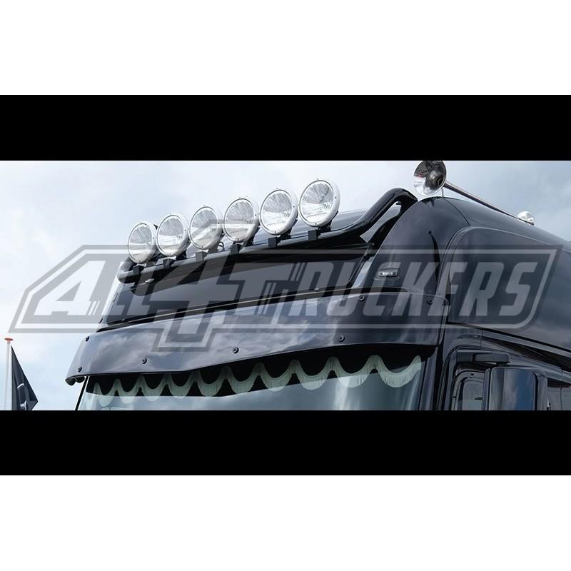 Visera de fibra Mercedes Actros Mp4