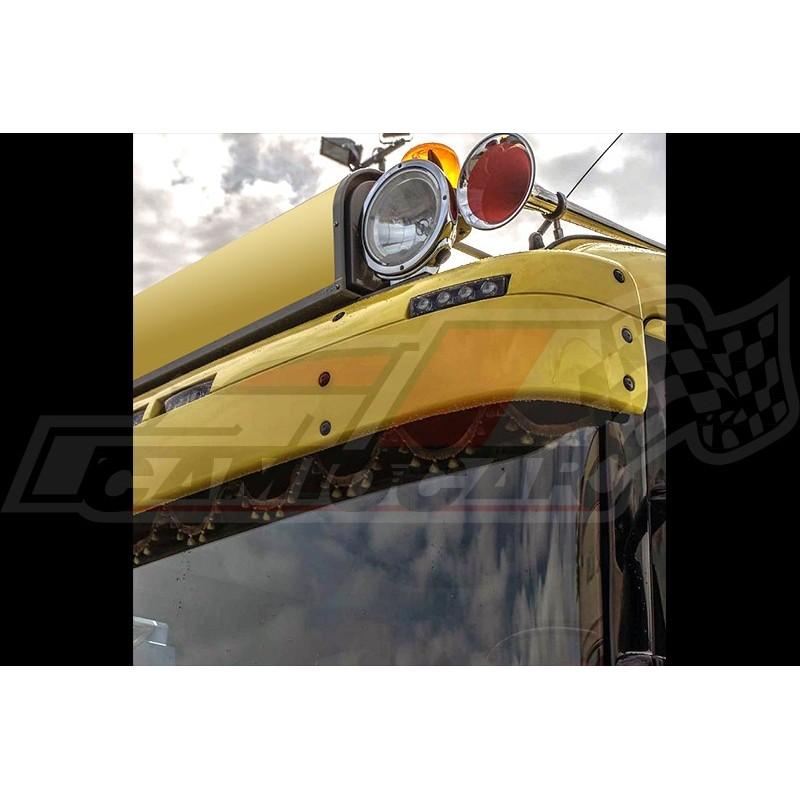 Kit Cubre motor Alfombras Camión
