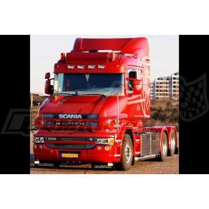 guardabarros trasero Scania