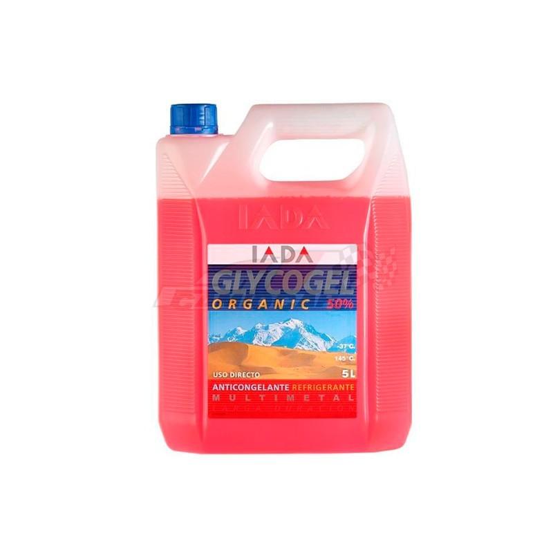 Anticongelante Organic 50%