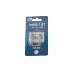 Bombillas LED plafón 24v...