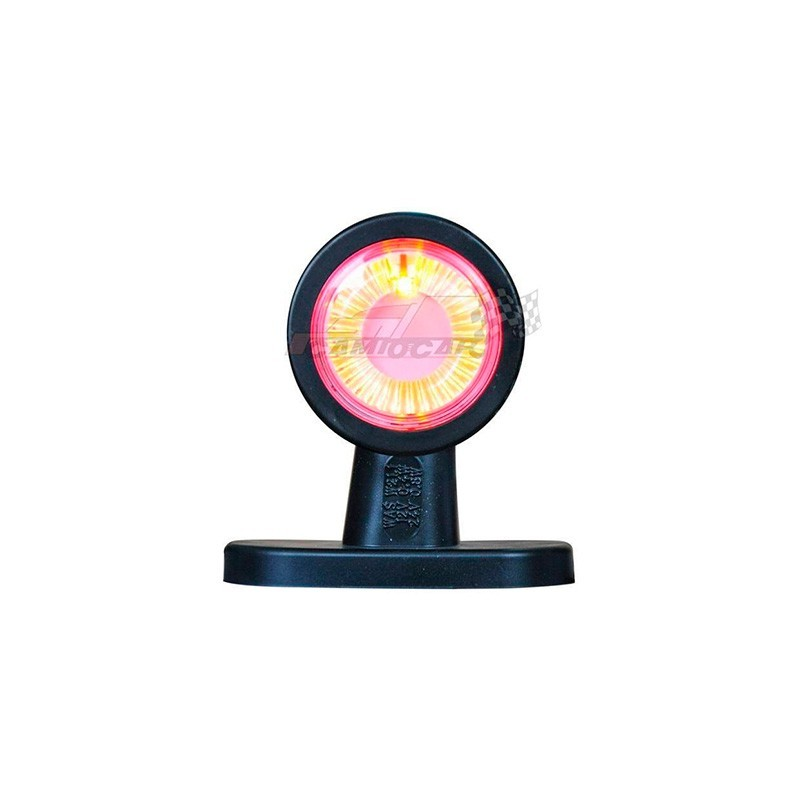 Cuerno corto gálibo LED aro