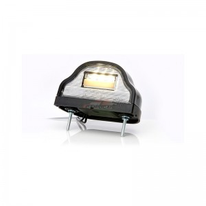 Luz matrícula LED