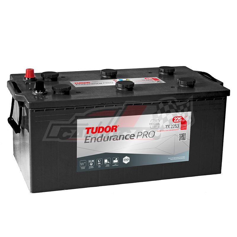 Batería Tudor Endurance PRO 225 ah