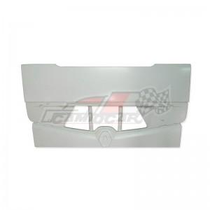 Paragolpes bajo protección de conducción para renault 622354651r