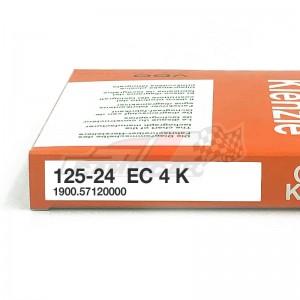 125-24 EC 4K - Discos...