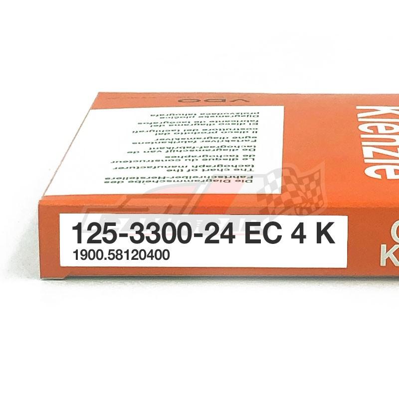 125-3300-24 EC 4K - Discos tacógrafo