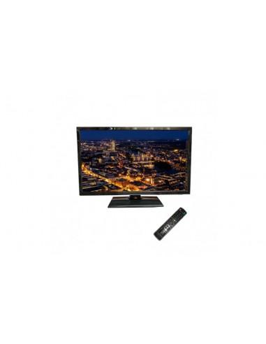 """Televisor LED 18,5"""" HD 12/24V Camión"""