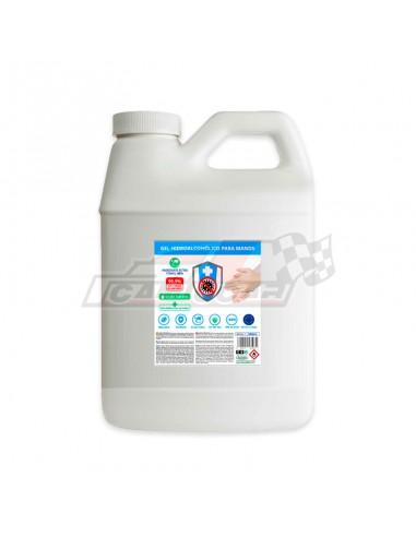 Covid-19-Gel hidroalcohólico de manos 5000ml