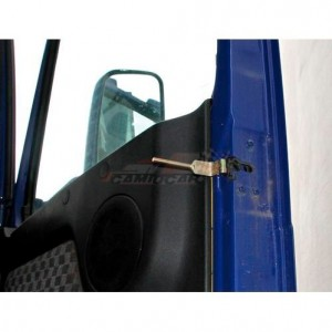Embellecedor Borde Calandra Scania R1