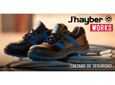Zapatos de seguridad JHayber Works