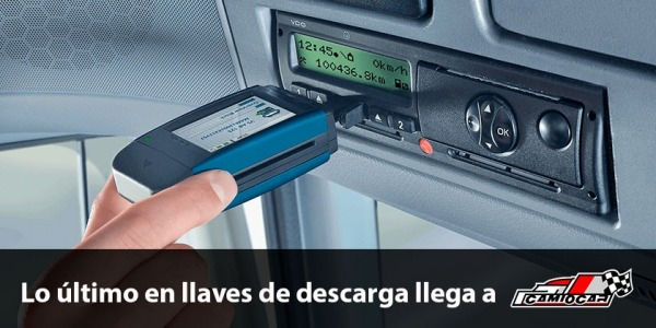 Llave de descarga digital DLK PRO KEY S